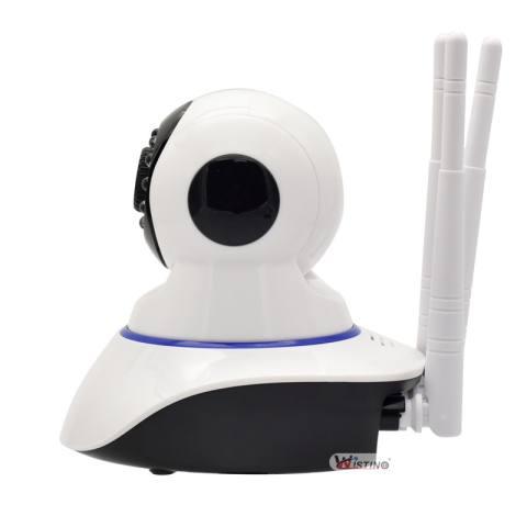 Wistino CCTV Monitor Bayi Nirkabel WIFI IP Kamera 720 P Indoor Surveillance System Wi-fi PTZ Smart Home Security Alarm IP CAM-Intl