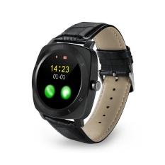 X3 Lingkaran Penuh Screen Smart Watch, Bluetooth Call, Foto, Pasang Kartu Telepon, Jam Alarm, Touch Screen Watch-Intl