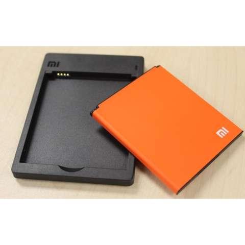 Xiaomi Baterai Xiaomi Redmi 1s type BM-41 Original 2000mAh + Free Docking