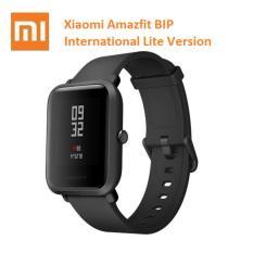 Xiaomi Huami AMAZFIT Bip Lite Version Smart Watch - Versi International Hitam