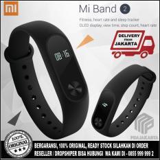 Xiaomi Mi Band 2 OLED Display Original - Black