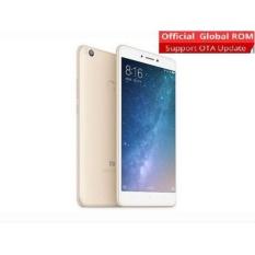 Xiaomi Mi Max 2 [4 GB/64 GB] - Gold GRS Distributor 1 Tahun