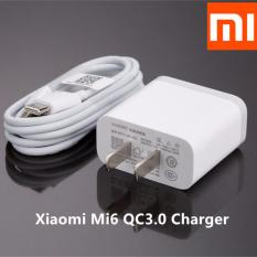 Xiaomi Quick Charging 3.0 MDY-08-ES Charger with Type C for Mi 6 / Mi 5 - Original