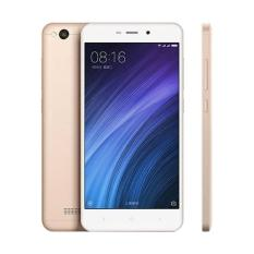 Xiaomi Redmi 4A 4G 2GB RAM 16GB ROM Warna Gold Emas Handphone Smartphone Android Garansi Distributor