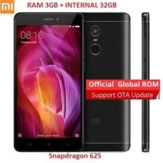 Xiaomi Redmi Note 4X - RAM 3/32GB - Black
