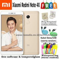 Xiaomi Redmi Note 4X Snapdragon - RAM 3GB - ROM 32GB