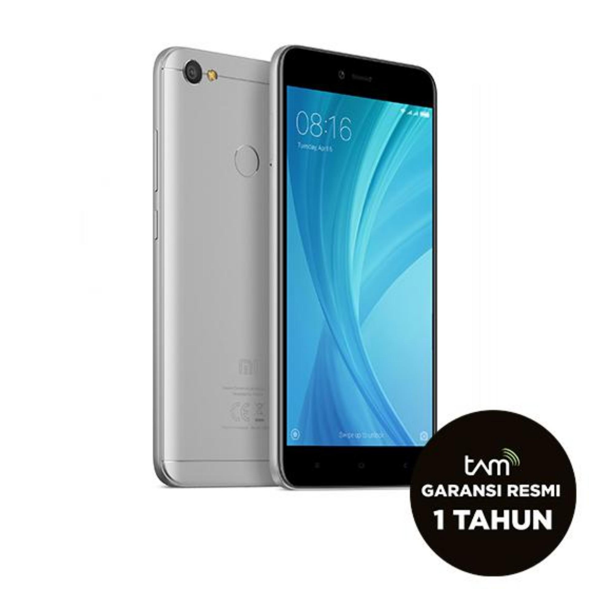 Sale Stock Xiaomi Redmi Note 5a Smartphone Ram 2gb Internal 16gb 4 32gb 3gb Garansi Distributor Prime 3 32 Gb Resmi Tam