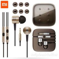 Xiaomi Universal Hansfree / Headset Super Bass Earbud 2nd Gold Generation - Original