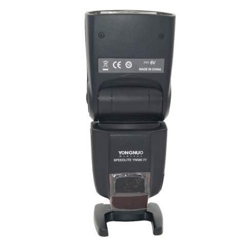 Yongnuo YN-560 IV Flash Speedlite For Canon EOS 5D, 5D25D Mark II, 1Ds Mark [IV/III/II/i], 1D Mark [III/II N/II/i], 7D, 60D, 50D, 40D, 30D, 600D, 550D, 500D, 450D, 400D, 350D, 300D, 1100D, 1000D 650D 5D2 5D Mark III 6D 1