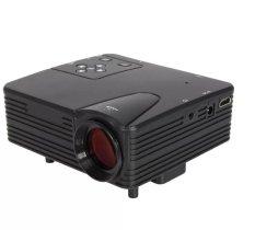 Zell Mini LED Projector H100 Built In TV Tunner Lumens 100