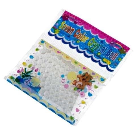 10 Bags Air Jernih Crystal Decor Gel Manik-manik Udara Bola-Dapur Kamar Tidur-Ruang Duduk Menghias Pernikahan 1