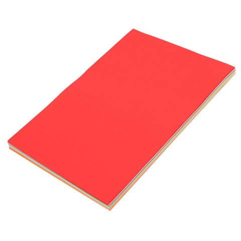 100 Lembar 10 Berbagai Macam Warna A4 Kertas Berwarna Kerajinan Printercopier Pembuatan Kartu (Intl)-Intl 3