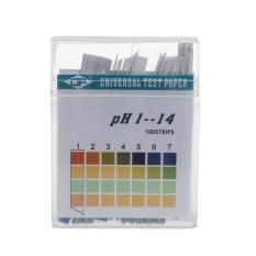 Phmetermurah Kertas Ph Lakmus Ph Paper Universal 100 Strips Daftar Source · 100 Strips 1 14