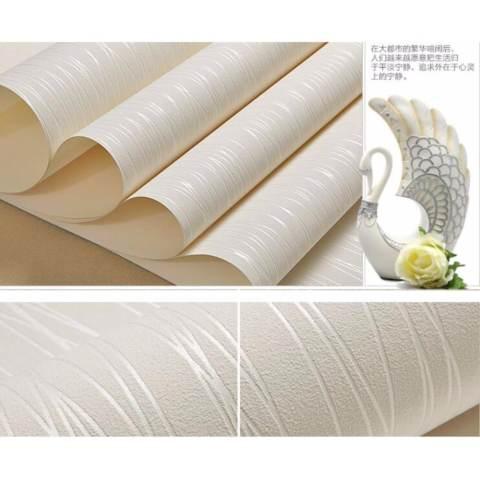 1000*53 Cm Moonlight Hutan 3D Wallpaper Seni Dinding Walpaper Moderen Sederhana Kertas Dinding-Intl 1