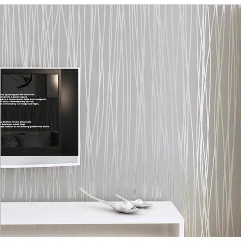 1000*53 Cm Moonlight Hutan 3D Wallpaper Seni Dinding Walpaper Moderen Sederhana Kertas Dinding-Intl 2