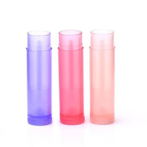 10 Pcs/set 5 Ml Lipstik Diy Termos Lipstik Tube Lip Balm Lipstik Wadah Contoh Kosmetik Volume Kontainer-Internasional 2