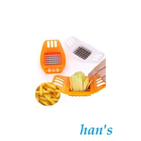 Alat Pemotong Kentang Universal/Pisau/Potato Cutter/Slicer Chopper French Fries HL PK. Source · Source · Han's Aksesoris - Potato Cutter Slicer .
