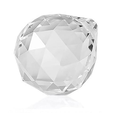 30 Mm Tirai Manik-manik Kristal Luxury Living Room Kamar Tidur Dekorasi Pernikahan Liontin Kreasi Cl-Intl 2