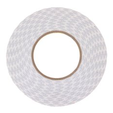 4mm Scotch 3M Double Sided Tape Sticky White for Mobile Phone - intl