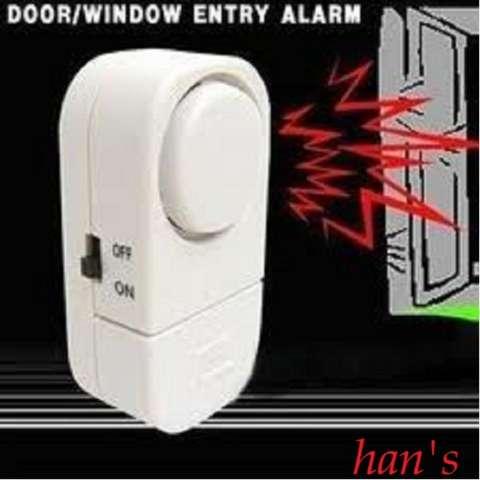 Alarm Rumah Canggih Anti Maling Alarm System Wireless Cocok Untuk Di Pintu Jendela Lemari Etc 1