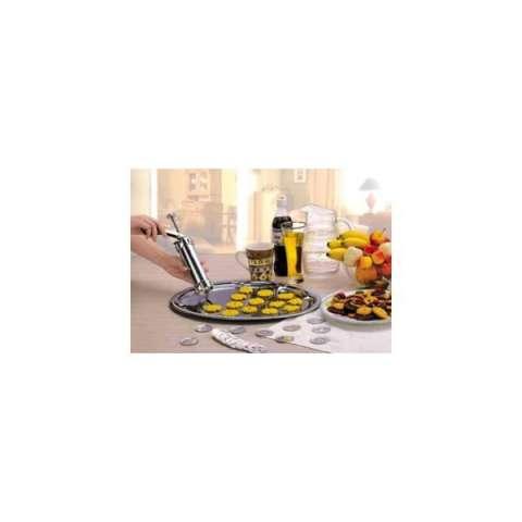 Alat Cetak Kue Nastar Dan Biskuit / Cetakan Kue Semi Otomatis