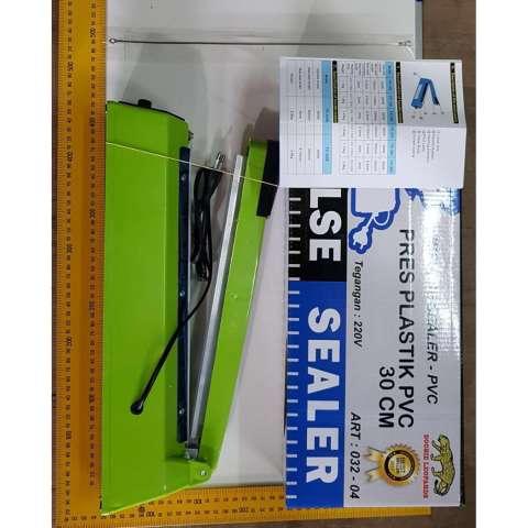 Q2 Impulse Sealer Pfs 200 Alat Press Plastik 20 Cm Biru. Source .