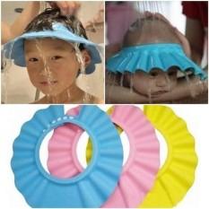 Anabelle Topi Keramas Anak Bayi Pelindung Mata Kids Shower Cap
