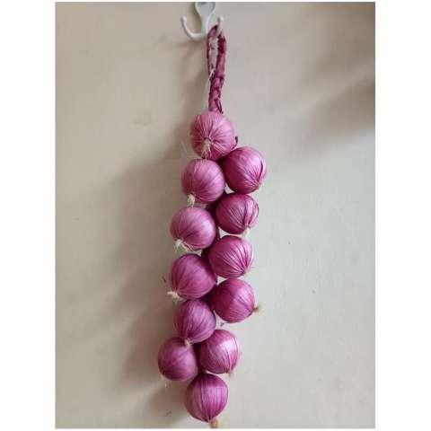 artificial tanaman cabe jagung bawang putih bawang merah buat hiasan cafe resto dapur dll 1