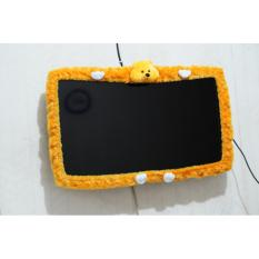 Bando / Cover / Sarung / Bandana / List TV Karakter Pooh Bear LCD LED 21