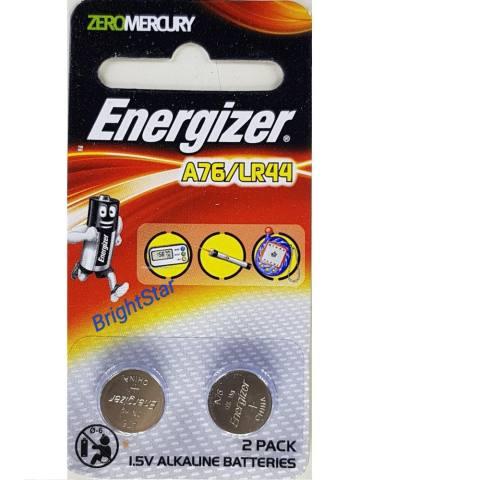 Home; BATERAI/BATRE ENERGIZER A76 / LR44 ALKALINE (2 PCS/PACK)