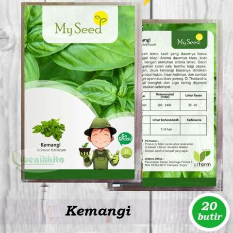 Home; Benih-Bibit Kemangi (My Seed)