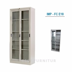 Best IMP-FCE18 Filing Cabinet - Grey
