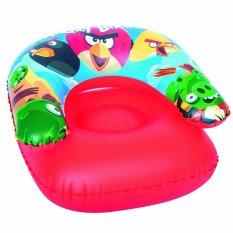 Bestway Inflatable Kids Chair Angry Birds Sofa / Kursi Angin Anak 96106