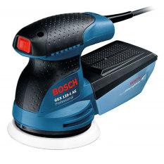 Bosch Mesin Amplas Orbital / Gex 125 Ae - Biru