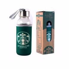 Botol Starbucks - Tumbler Starbucks - Starbucks Botol Kaca - Botol Minum Starbucks