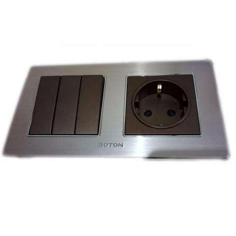 Eelic Sal Ta10 Saklar Listrik 380v 15kw 15a Power Pushbutton Source WEITECH POWER . Source. ' Boton Saklar Triple Dan Stop Kontak Type K2 Series