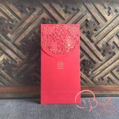 Bride Brain Amplop or Angpao- Merah-5pcs