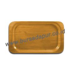 Bursa Dapur Baki Kayu Segi 45 X 26cm / Nampan Kayu Persegi Panjang
