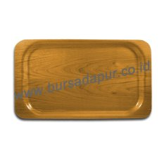 Bursa Dapur Baki Kayu Segi 51 X 30cm / Nampan Kayu Persegi Panjang