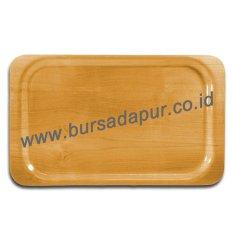 Bursa Dapur Baki Kayu Segi 56 x 35 cm / Nampan Kayu Persegi Panjang
