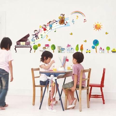 Gambar Kartun Musik Piano Hiasan Natal Yang Dapat Dilepas Stiker Dinding Rumah Dekorasi Rumah Stiker WallPaper Kamar Dinning Kamar Dapur Ruang Tamu Gambar Seni Mural Diseduh Sendiri Anak Bayi Dekorasi Kamar Bermain The Boy 1