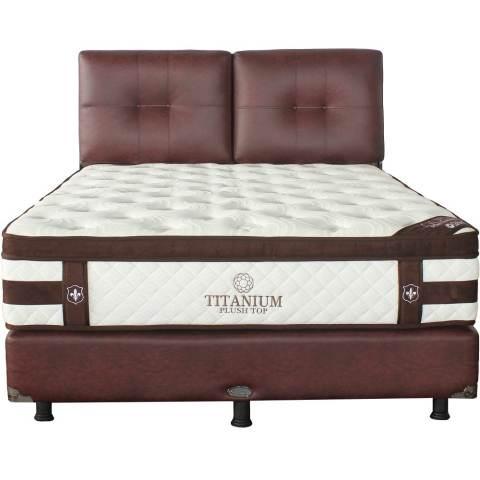 Central Spring Bed Deluxe Matras Merah 160x200 - Free Ongkir Jakarta. Source · Central Spring Bed Titanium Full Set - 160 x 200