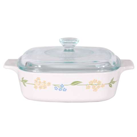 Corningware 1.5L Covered Casserole Secret Garden