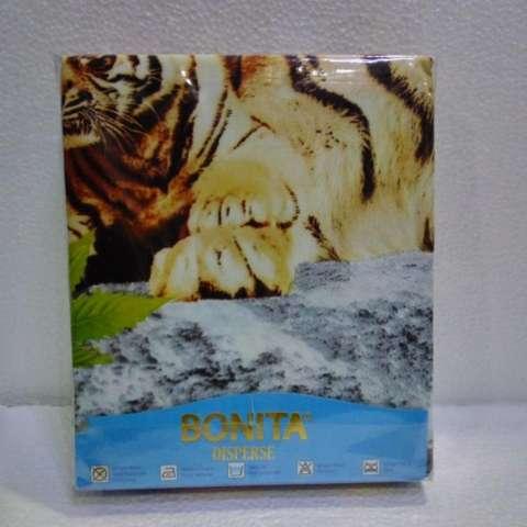 Couple Sprei + Selimut Super Lembut Dan Tebal Merk Bonita - Macan Uk. 180/