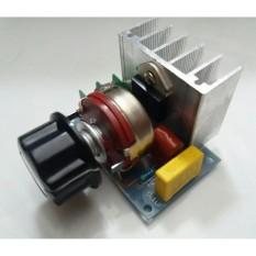 Dimmer AC 220V 4000W - 220 Volt 4000 Watt SCR Voltage Regulator