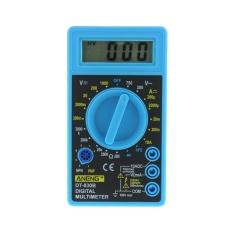 DT-830B Digital LCD Multimeter AC/DC 750/1000V Amp Volt Ohm Tester Meter - intl