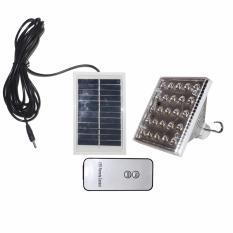 EELIC LAS -JY8006 PUTIH Lampu Remote Emergency Saving Lamp 25 LED SMD