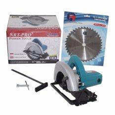 EELIC MEG-2600HD Mesin Gergaji 800w Untuk Pemotong Kayu Ukuran 7INCH 18cm