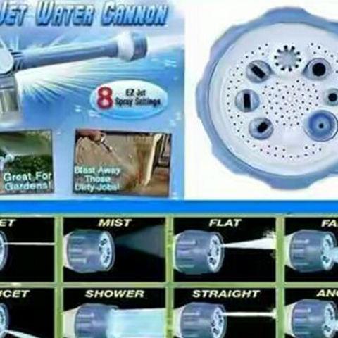 ... EZ Jet Water cannon Semprotan Air Biru