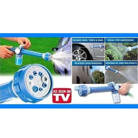 Ez Jet Water Cannon 8 In 1 Turbo Water Spray / Penyemprot Air